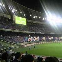 国際親善試合:日本対ガーナ@日産スタジアム