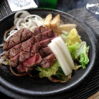 三田屋でお肉をがっつり食べてきた。