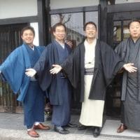 堺中区の粋な四人男衆