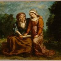 Delacroix chez George Sand à Nohant