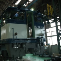 Electric Locomotive#158