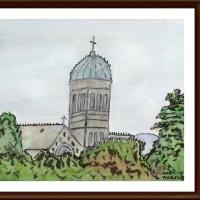 愛蘭土旅行シリーズ その12 アイルランドの教会