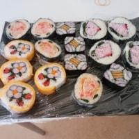 祭り寿司体験