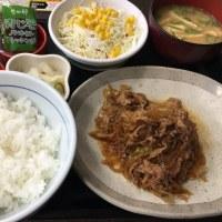 大阪・本町「なか卯・船場中央大通店」#63