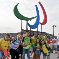 RIO PARALYMPICS OPENリオ(デジャネイロ)パラリンピックが開幕
