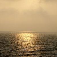 夕日を見て深呼吸、多忙な中のひと時ロハス
