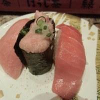 最後も寿司