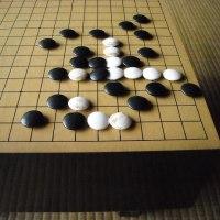 囲碁死活1467囲碁発陽論