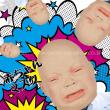 破壊力絶大!「赤ちゃんマスク」