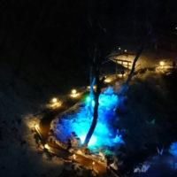 芦ヶ久保の氷柱2017