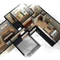 家の使い勝手と融通性・・・・フレキシブルでオープンなデザインエリアのある間取りでの生活変化と家族の変化への家の価値色々と・・・・設計デザインの価値での暮らしの違い。