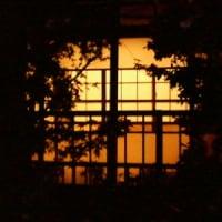 日没が早い時期に