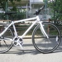 3万円を切る21段アルミフレームのクロスバイク「スレイプニル700D」・・・