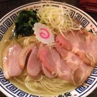 再び麺屋而今 in 渡辺橋