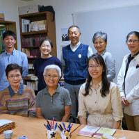 本日「恋知の会」2016年後期の始まりー内容と写真  白樺教育館