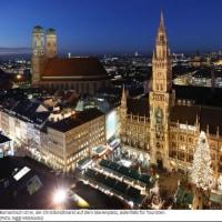 ミュンヘンのクリスマスマルクト