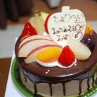 しょうへいの誕生日・・・。