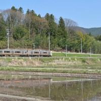 本日の撮影は飯田線と辰野線から