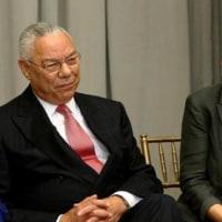 パウエル元米国務長官、クリントン氏に投票表明=報道・・・アメリカ支配層も必死?