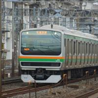2017年2月18日  東北本線  東十条  E231系