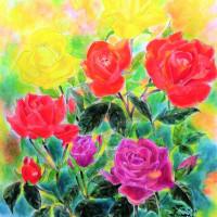 ♪今年最後の「バラの花」♪