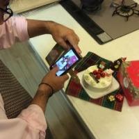 家族へプレゼント!クリスマスケーキ