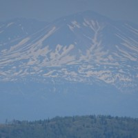 20170609 道央に位置する〔▲沖里河山~▲無名山~▲音江山〕から北海道の屋根を見渡す大展望