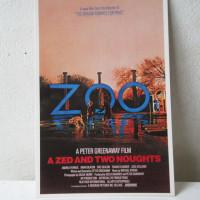 映画のハガキ ZOO