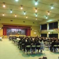 小学校の卒業式(2017/3)・・・姶良市立加治木小学校