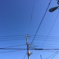 多摩市の空