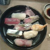 昨日は「小梅寿司」を食べました!!!