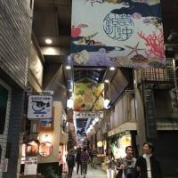 京都・錦市場・午後6時20分
