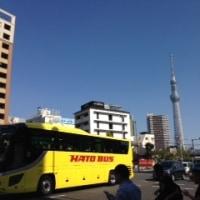 浅草は観光客でいっぱい!