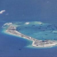 中国の人工島、地対空ミサイル配備用とみられる構造物完成=関係筋・・・アメリカに期待