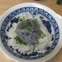 旬の魚 6月 ~しまねの旨い米で Simple is Best DON(丼)~ 生シラス
