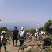 5年振りの箱根外輪山