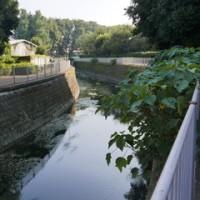 神田川を歩く2:馬場〜下高井戸