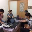 出張パソコン講座開催 in 延岡