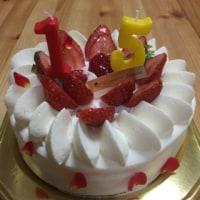 少し早い娘の誕生日🎂🎉