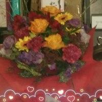 お花、笹かま、萩の里(* ̄ー ̄)