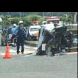 児島駅付近 平成橋北交差点の事故