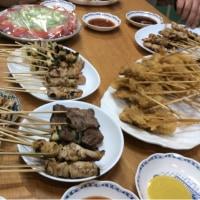 秋吉の串は夕飯です