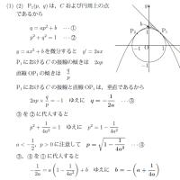 全統記述式・全国公開実戦模試 数学 204