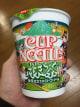 抹茶仕立てのカップヌードルって美味しいの?