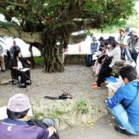 平和学習ウォ-クに参加しました。