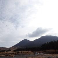 1月19日(木)のえびの高原