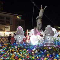 11月29日 川口駅前イルミネーションの点灯式です♪