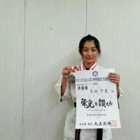 第3回POINT&K.O.中部選抜空手道選手権大会入賞者7