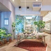 京都烏丸にあるアクタス、老香港酒家京都、茅乃舎、ローラアシュレイ、レトロなカフェ