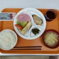 合宿@最終日の朝食